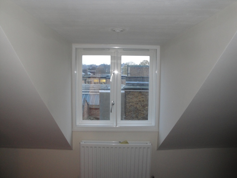 2 Panel Horizontal slider secondary glazing