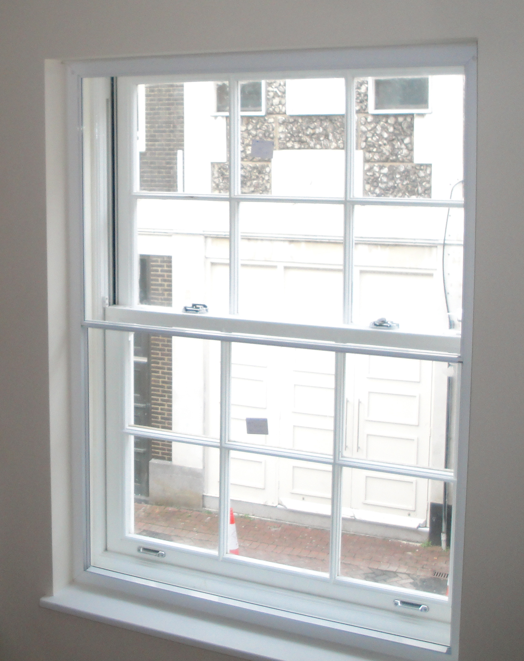 Photo gallery se secondary glazing for Sash double glazing